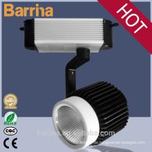 Hervorragende Wärmeableitung LED COB Schienenbeleuchtungbefestigungen