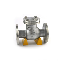 Pengeluar JKTL counter weight swing check valve horizontal