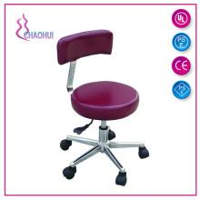 cadeira de mestre usada da fonte do equipamento da beleza