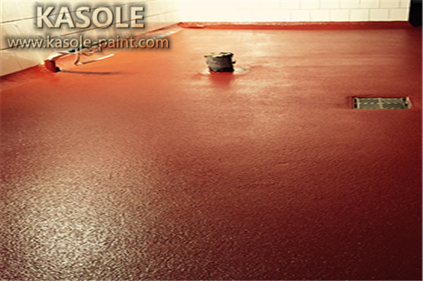 Epoxy Anti-slip Floor Paint