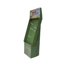 Publicidad Estantes de Sidekick ondulado, Pop Display de cartón