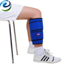 Newest Design Cooling Down Hospital Use RICE Principal Gel Ice Pack Calf
