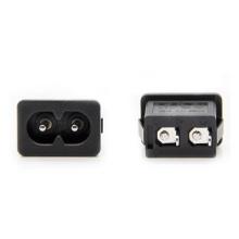 ЕС 2-контактный адаптер переменного тока для ноутбука