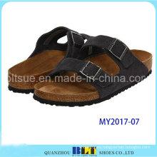 Zapatillas ligeras de nailon de estilo deportivo con doble correa de nylon