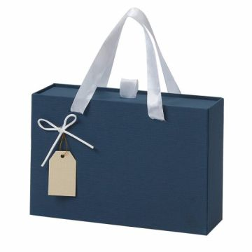 Kartonglåda Sliding Gift Kraft Paper Packaging Box