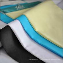 Porzellanlieferant Verschiedene gewebte Polyester Baumwollhemd grau Taschengewebe