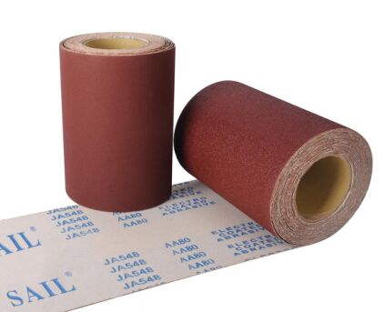 Calcined Aluminum Oxide Abrasive Cloth