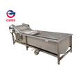 Wasch- und Trockenmaschine für Obst und Gemüse