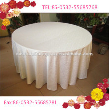 Wholesale banqueting table cloth