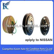 nissan ac part 24v 1b ac electromagnetic clutch for car