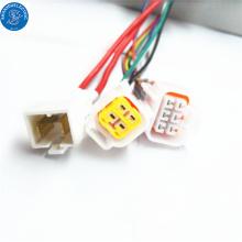 Elektronikindustrie-Automobilkabelbaumstandards 6pin Steckerumhüllung