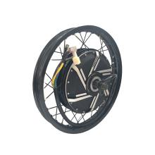 2021 changzhou NBpower Powerful QS Motor 8000W 273 50H V3 48V 12000W 20kW  Brushless DC Electric Motorcycle Spoke Hub
