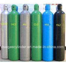 Cylindre portatif à oxygène portatif à haute pression 50L