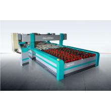 biseladora de vidro de quatro lados / máquina de corte de quatro lados