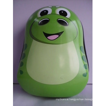Lovely PC Green Backpack for Kids (HX-W3588)