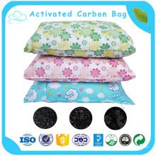Saco de carbono ativado para desumidificador de carro seco e absorvente de umidade