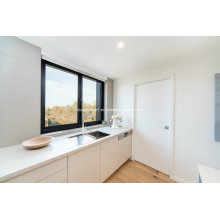 Moderne Eigenschaften Küchenanwendung Schiebefenster aus Aluminium