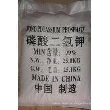Mono-Kaliumphosphat MKP 98% für Landwirtschaftsgrad