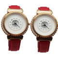 New Fashion Ladies Leather Quartz Watch