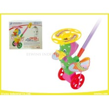 Push Pull Toys Happy Duck Plastic Toys