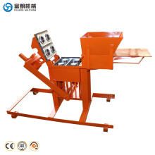 Cheap price home clay interlock bricks making machine production