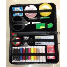 Travel Sewing Kit in PU Bag