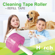 New patent product to replace traditional custom lint rollers handle