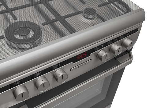 Single Oven Gas Range