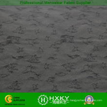 Animal Jacquard Pattern Four Way Spandex Fabric for Mens Garment Fabric