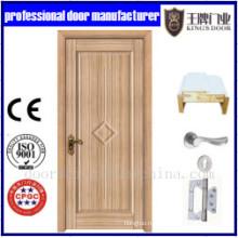 Смешанная Картина Деревянные Одной Двери Конструкции Современный Дизайн Деревянная Дверь