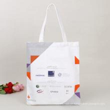 Promoção sacolas de compras de publicidade personalizada