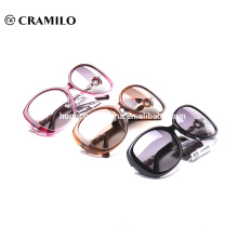 2018 moda femenina hecha en China venta al por mayor gafas de sol de acetato italiano a la venta