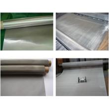 Filetage en fil d'acier inoxydable pour le filtrage