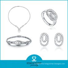 2016 New Designs Bridal Fancy Jewelry for Wedding (J-0048)