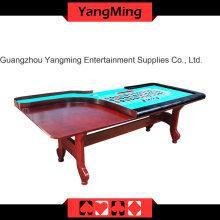 Table de casino de luxe à la roulette (YM-RT04)