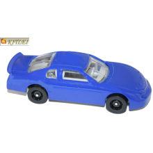 Promoción Colorido Tire hacia atrás 1: 50 Scale Mini Taxi Model Diecast Toy Cars