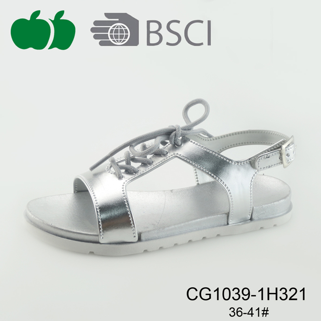 ladies casual sandals