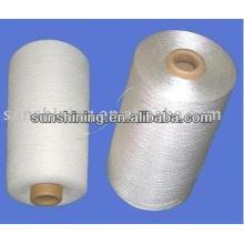 5% 120 / 30f hoch glueRayon Filament Garn kontinuierliche Spinnerei hohe Leim mit Twist