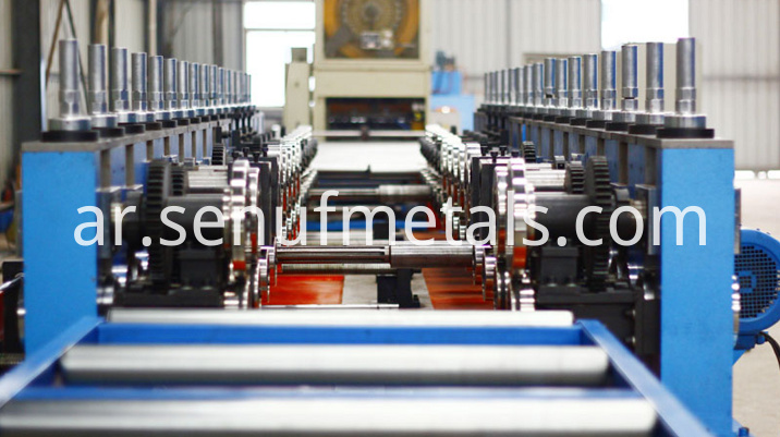 Cable tray Lintel Roll Forming Machines (1)