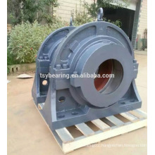 Specializing in the production of Of very large pillow block bearing