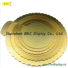 Die-Cut Cake Boards, Cake Drums for Cake Shops with SGS (B&C-K071)