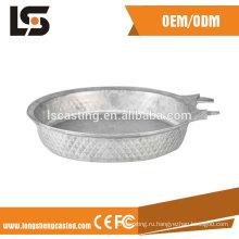 чертеж изготовленный на заказ сделать OEM тяжелая алюминиевая заливка формы посуда