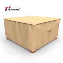 Водонепроницаемая крышка стола с защитой от ультрафиолета Крышка для мебели для патио Прочная на открытом воздухе