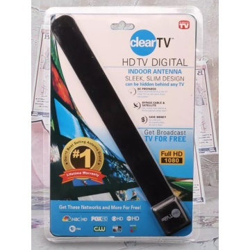 Clear TV Key Digital Indoor Antenna Stick HDTV Signal Receiver Antena Full 1080p HD