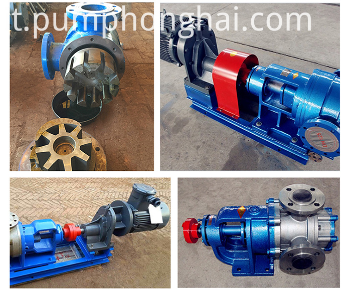 Internal Rotor Gear Pump