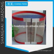 Тефлон стекловолокна ленточный конвейер