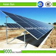 Solar Strahlführung für das Energiesystem