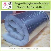 Aluminum Foil Faced/Laminated Polyester Heat Insulation Batts