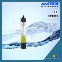 Tauchwasserkühlung Motor 6 Zoll