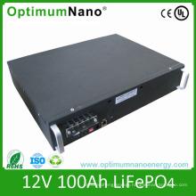 Hot 12V 100ah Telecom Base Medical Mechine Lithium Battery